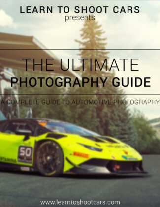 The Ultimate Automotive Photography Guide